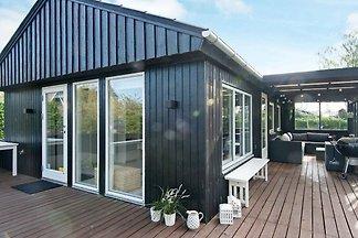 Verlockendes Ferienhaus mit Gartensitzbereich...