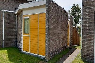 Gemütliche Unterkunft in Franeker mit Terrass...