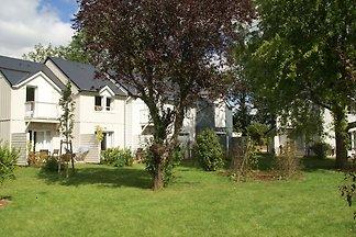 Schönes Haus im normannischen Stil bei Deauvi...