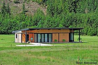 Modernes Ferienhaus mit eigenem Garten an der...