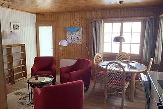Gemütliche Wohnung in Wallis mit privater Ter...