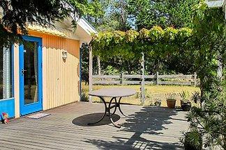 Gemütliches Ferienhaus in Seeland in...