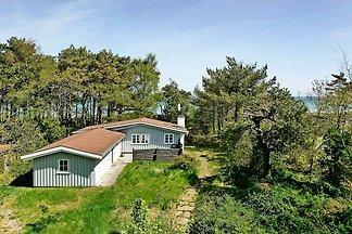 Modernes Ferienhaus mit Terrasse in Nexø