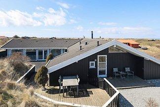 Ferienhaus in Hjørring mit Sauna und Grill