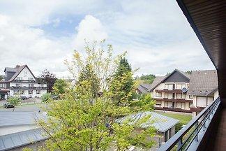 Schöne Wohnung in Winterberg mit Balkon und p...