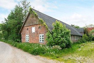 Hübsche Wohnung in Højer mit Grill