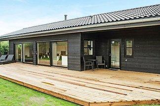 Komfortables Ferienhaus in Hadsund mit Spa