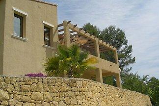 Moderne Villa in Murla mit privatem Pool
