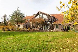Geräumiges Ferienhaus mit Sauna in...