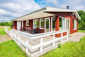 Luxuriöses Ferienhaus in Hovborg mit...