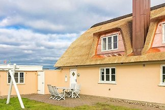 Wunderschönes Ferienhaus in Blåvand mit Sauna