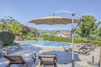 Gemütliche Villa in Arenys de Mar mit Pool