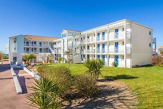 Gemütliches Appartement in Strandnähe Les Sab...