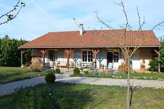 Luxus-Villa unweit der hübschen Städte Sarlat...