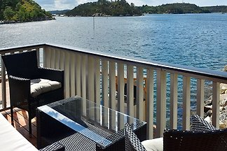 4 Personen Ferienhaus in Urangsvåg
