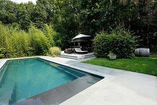Ferienhaus in Laakdal und privates Pool haus ...