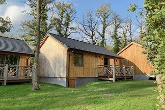Modernes Ferienhaus mit Mikrowelle, 15 km von...