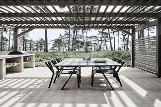 Wunderschönes ökologisches Haus für 8 Erwachs...