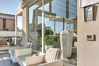 Moderne Ferienwohnung in Rimini (Italien)