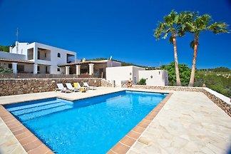 Cozy Mansion in St Joan de Labritja with Swim...