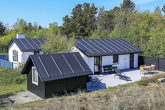 Enticing Holiday Home in Jutland with Sea...