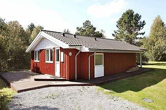 Gemütliches Ferienhaus in Ålbæk mit Sauna