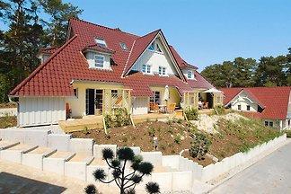 Reihenhaus Dünenwaldhaus, Trassenheide