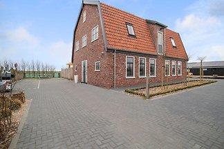 Modernes Ferienhaus in Callantsoog mit Sauna ...