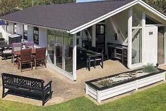 Modernes Ferienhaus in Juelsminde mit Sauna