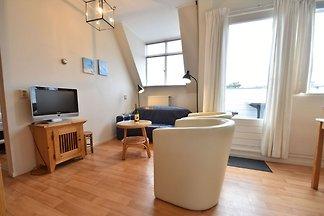 Sonniges Appartement am Meer in Bergen aan...