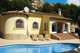 Ferienhäuser Villas Select, Moraira
