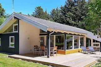 Modernes Ferienhaus in Bindslev mit Sauna