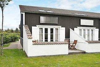 Modernes Ferienhaus in Vestervig am Meer