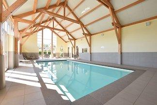 Großzügiges Ferienhaus mit Sauna in Rendeux