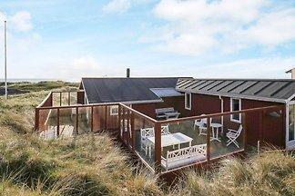 Tolles Ferienhaus in Løkken nahe dem Meer