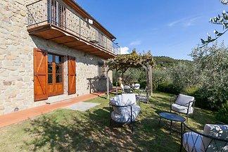 Ausschreibungsvilla in Lisciano Niccone mit...