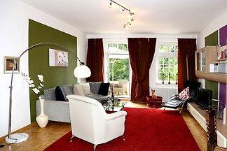 Malerische Wohnung in Bad Pyrmont mit Balkon ...