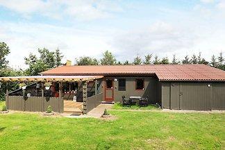 Gemütliches Ferienhaus in Blokhus mit überdac...