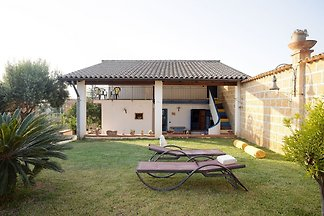 Charmante Villa in Partinico mit Dachterrasse