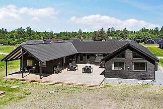 Modernes Ferienhaus in Vejby nahe dem Meer