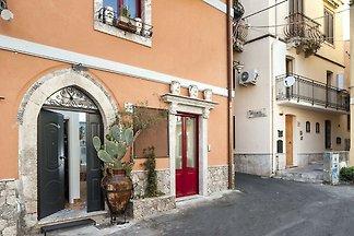 Schönes Ferienhaus im Herzen von Taormina, am...