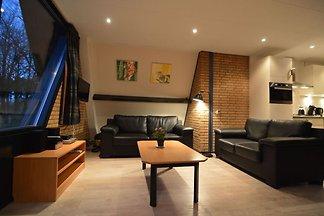 Moderne Villa in Limburg auf einem kleinen...