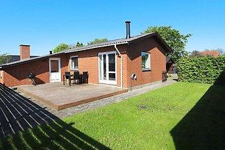 4 Personen Ferienhaus in Oksbøl