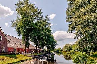 Comfortabel vakantiehuis in Veendam met een...