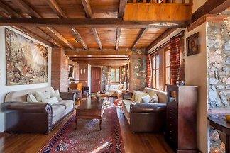 Villa für 8 Personen nahe Skigebiet in Agios...