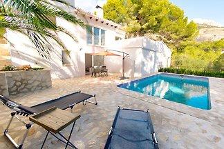 Schönes Luxushaus mit privatem Pool