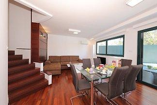 Charmantes Apartment mit Balkon mit Meerblick...
