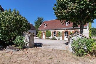 Luxuriöse Ferienwohnung in Montrichard mit...