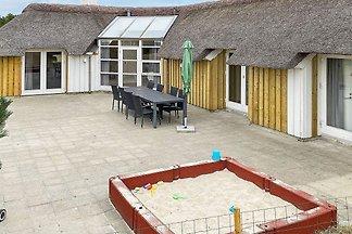 Ruhiges Ferienhaus in Vejers Strand mit...