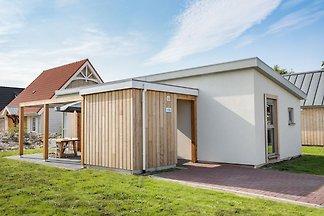 Moderne Lodge mit Geschirrsp., Mikrow.